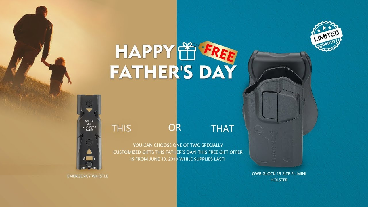 Olight Father's Day Sale *FREE GIFTS*
