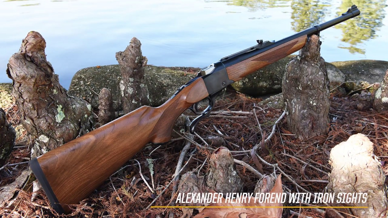 Lipsey's Exclusive: Ruger No.1 Sporter