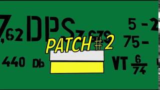 Drawing Spam Can Patch - Second Kalash Batch Patch
