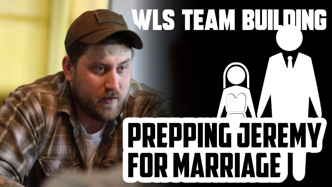 Team Building: Prepping Jeremy for Marriage - NRA Annual Meetings