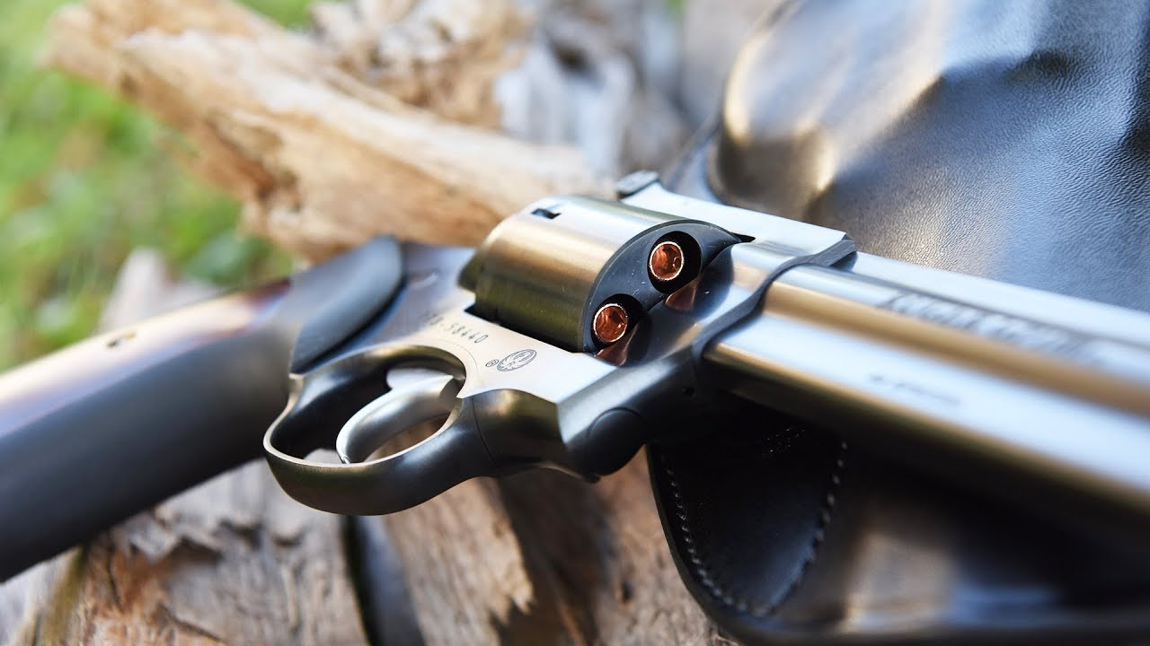 Lipsey's Exclusive: Ruger GP100 44 Special