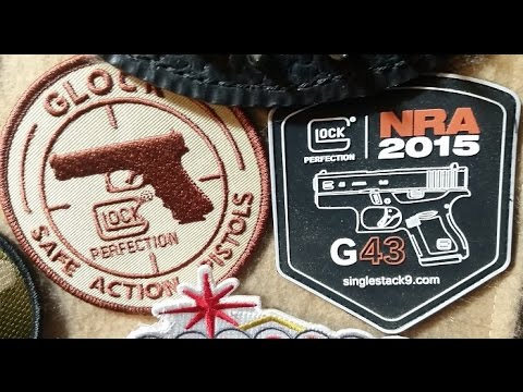 Glock Patches - Patch of the Day