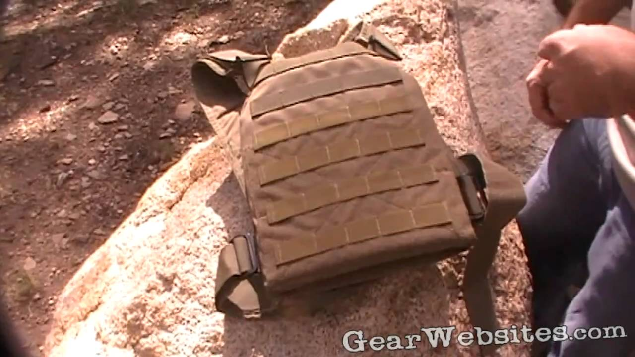 Paraclete Armor Plate Carrier