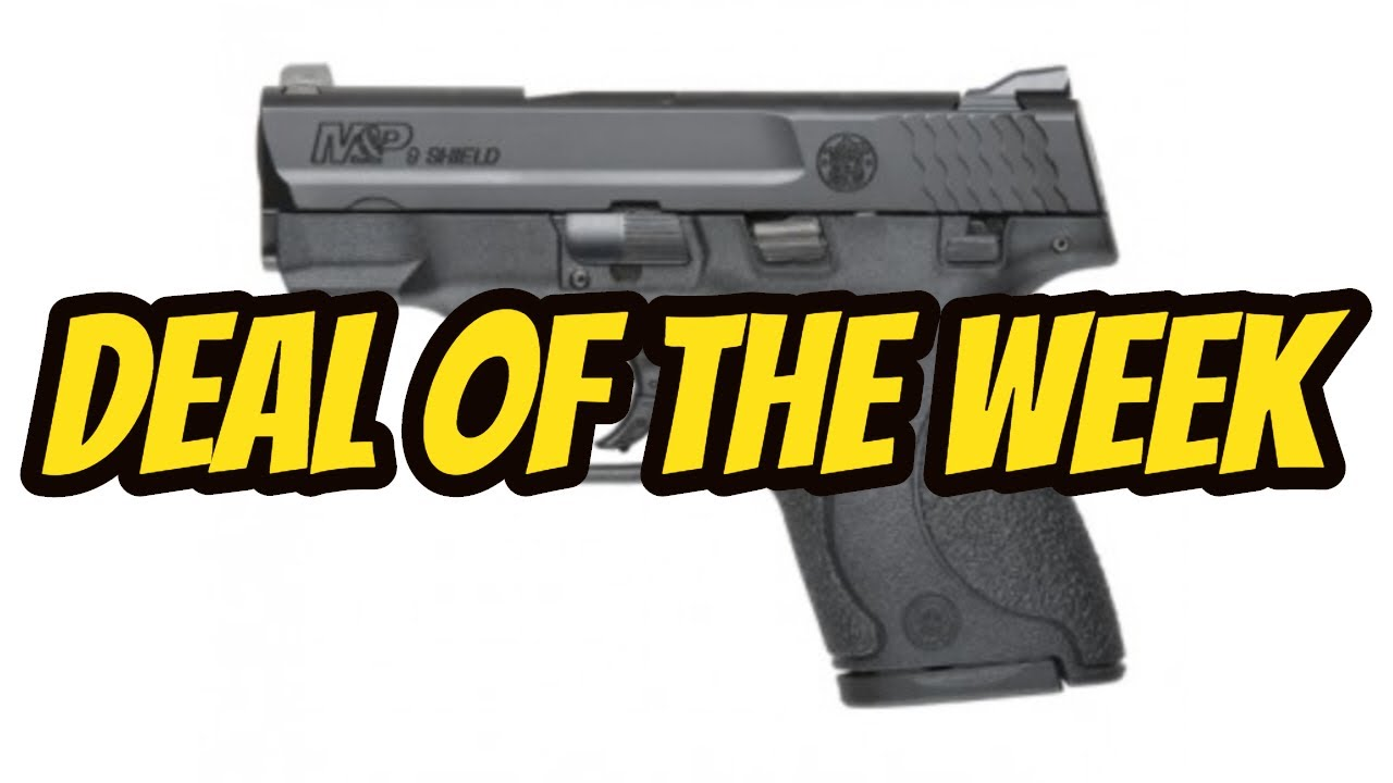 The Best Deal of The Week! 9 Jul 2019