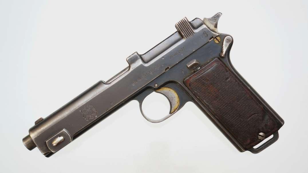 Chilean Steyr-Hahn - 9x23mm Steyr