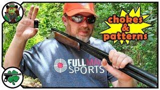 Shotgun Chokes & Patterns Explained - CloverTac Classroom #006