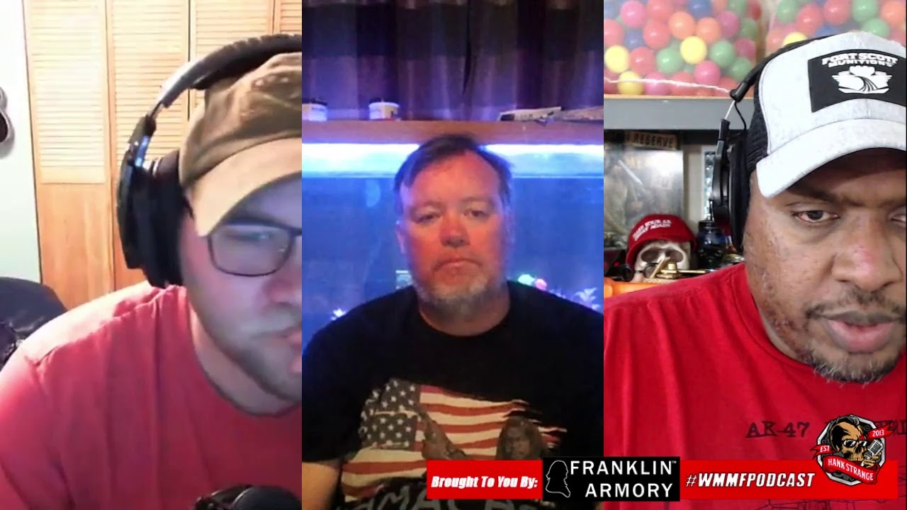 Podcast #392 Brownells Buys AR15.Com What Is 2nd Adventure Group? Hank Strange WMMF Podcast