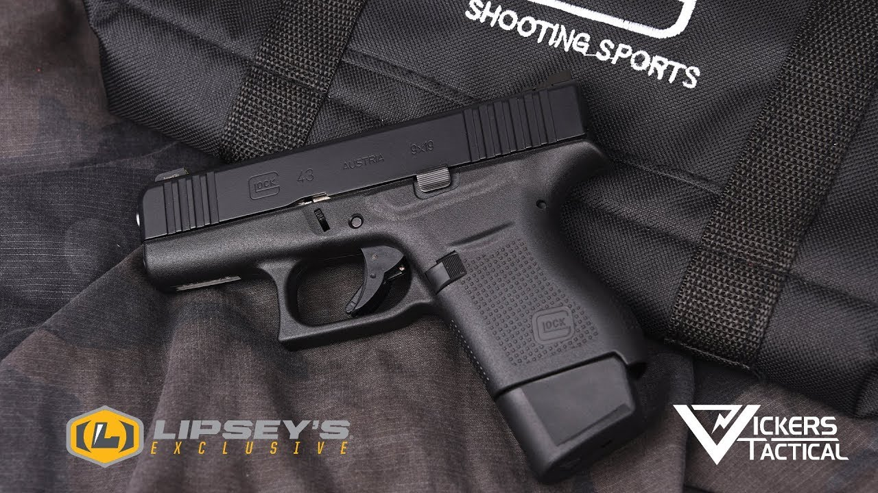 Lipsey's Exclusive: Vickers Tactical GLOCK 43