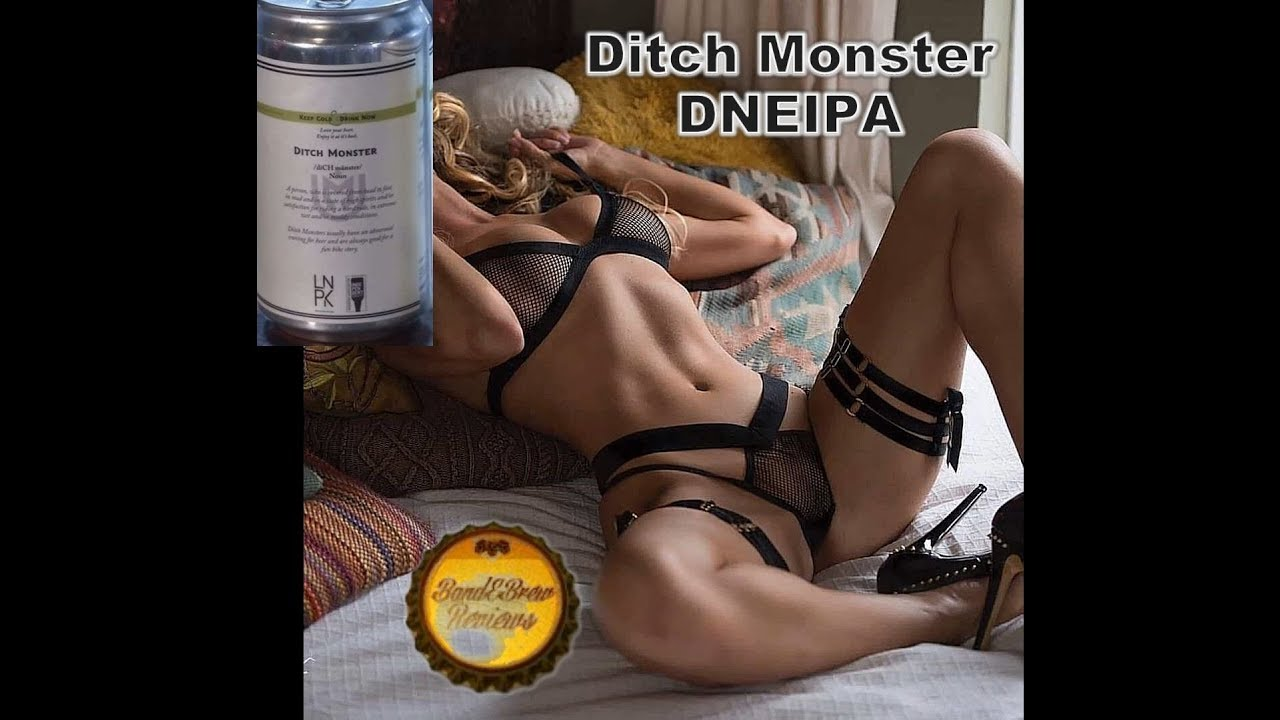 Ditch Monster IPA