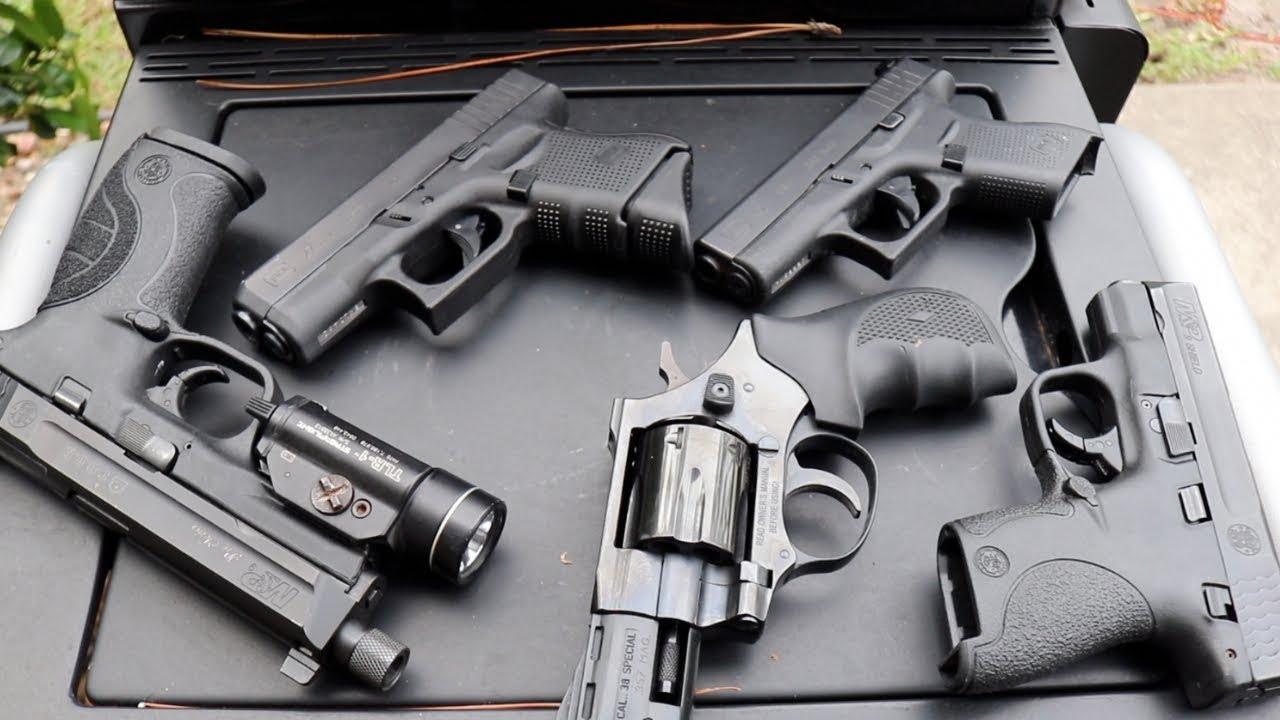 Choosing the Right Handgun?