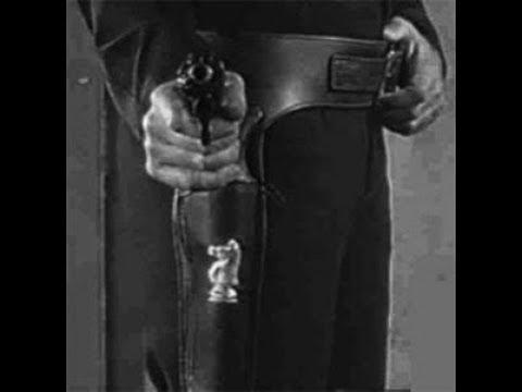 Paladin - Have Gun-Will Travel Gun Draw Intro