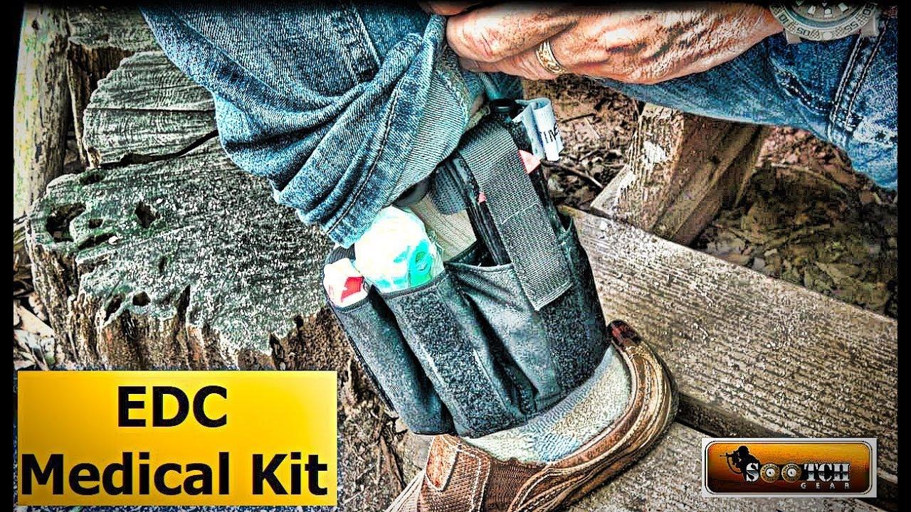 EDC Ankle Medical Kit
