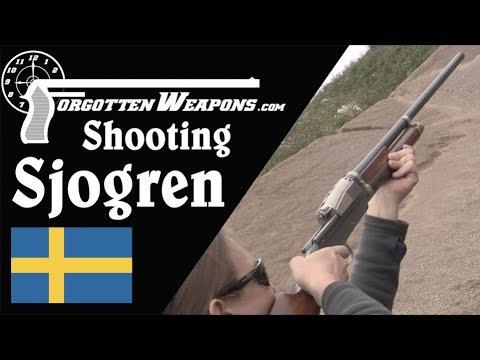 Shooting the Sjogren Inertial Shotgun