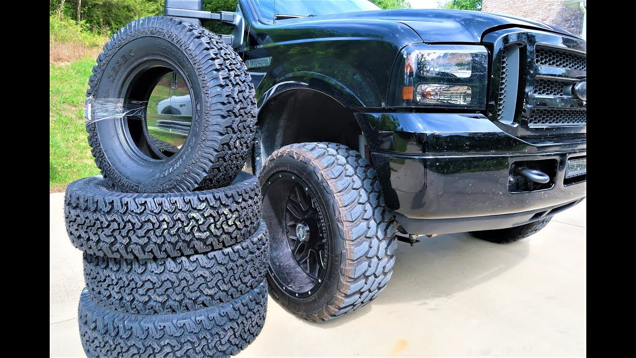 BEST BUDGET TIRES!!! 🚙🚗🚜