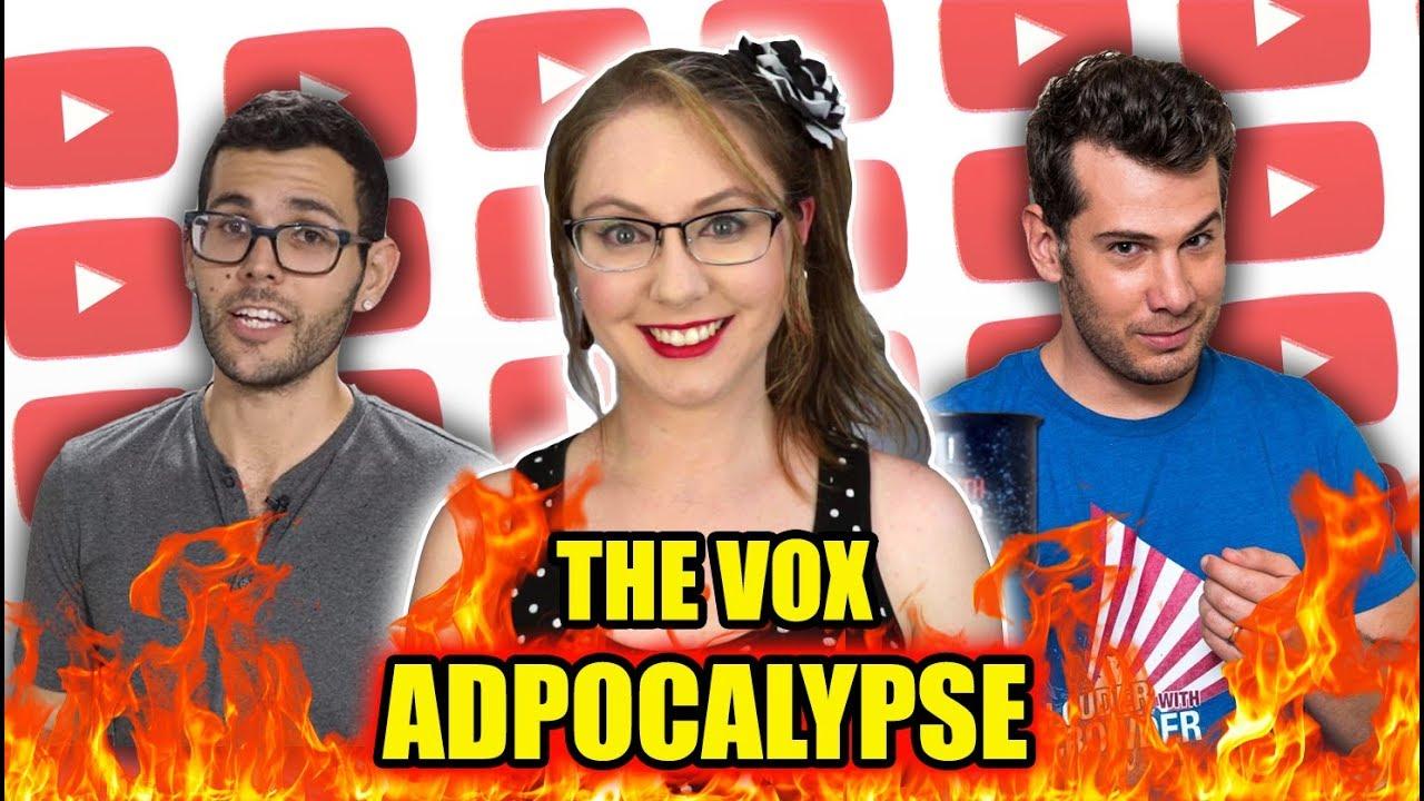 Steven Crowder, Carlos Maza, & the Vox Adpocalypse