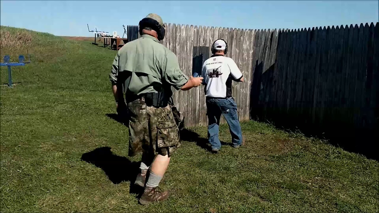 Sunday is Gun-day for shooting Zombies in the Heartland!