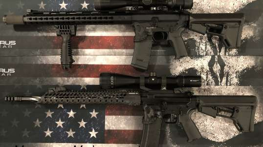 Sharps Bros./Spikes Tactical: The Jack AR15 Builds (Part 1 of 2)