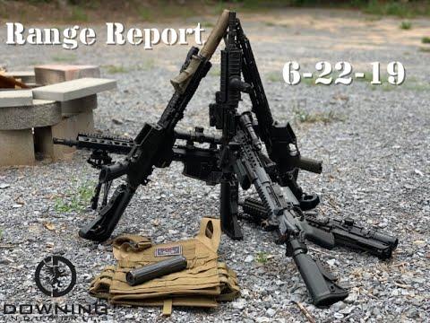 Range Report 6-22-19