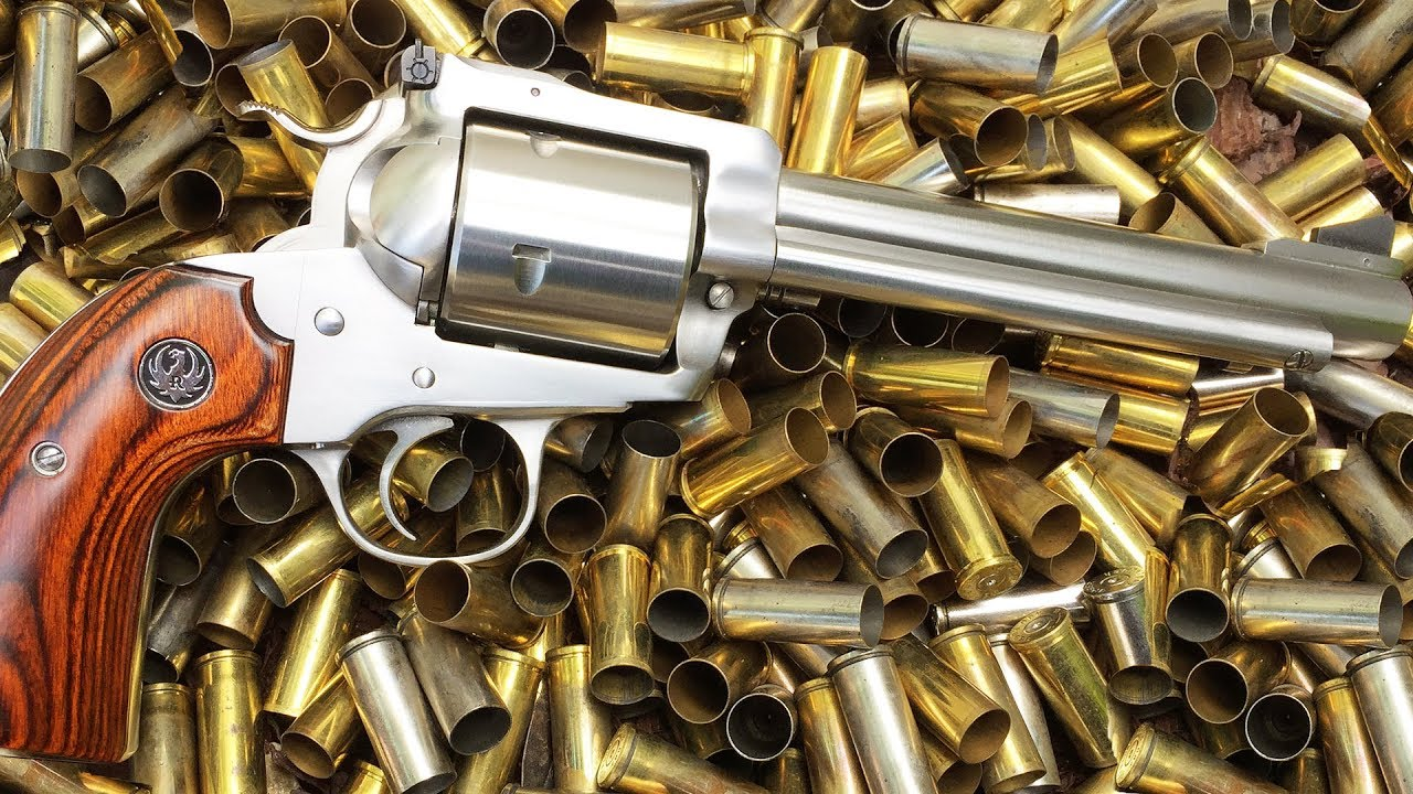 Lipsey's Exclusive: Ruger 480 Revolver