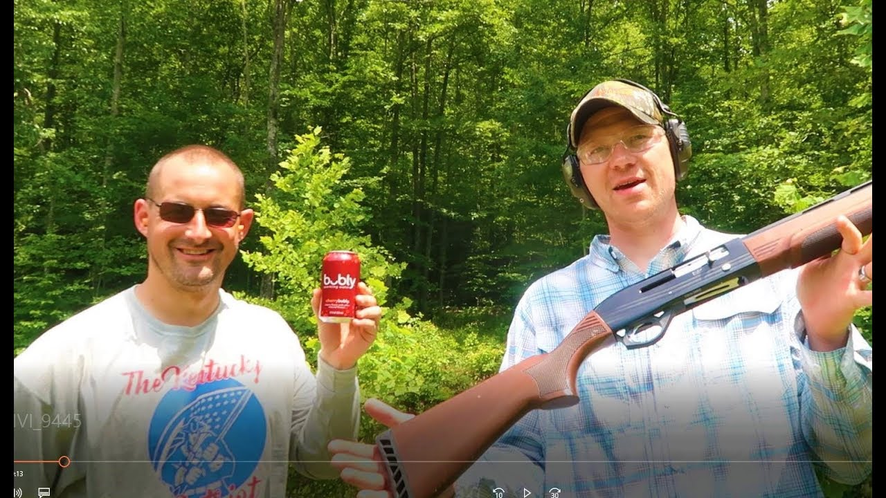 Hatfield SAS Semi-Auto Shotgun - with The Kentucky Patriot
