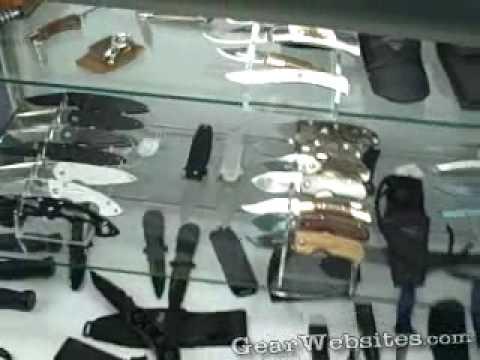 Ruko Knives at SHOT Show 2010