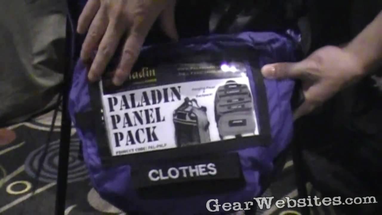 Paladin Modular Panel Pack