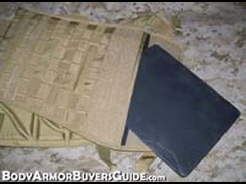 Steel Plate Body Armor & Plate Carrier