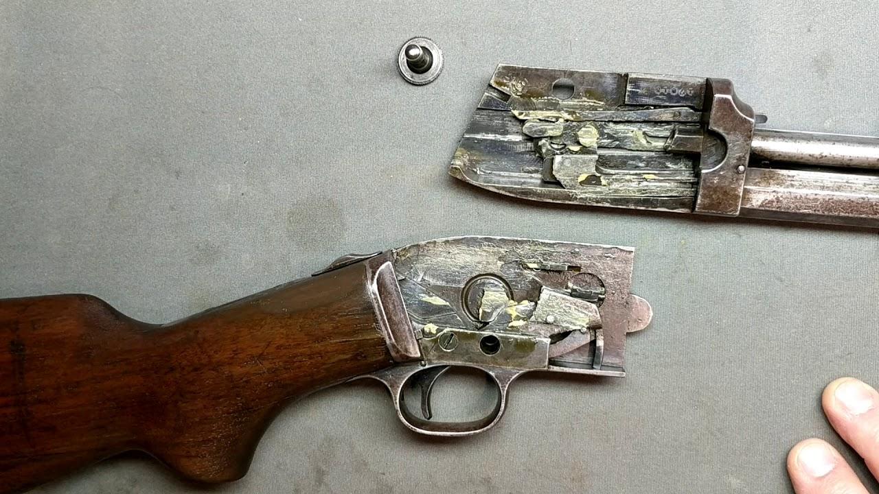 Savage Model 1914