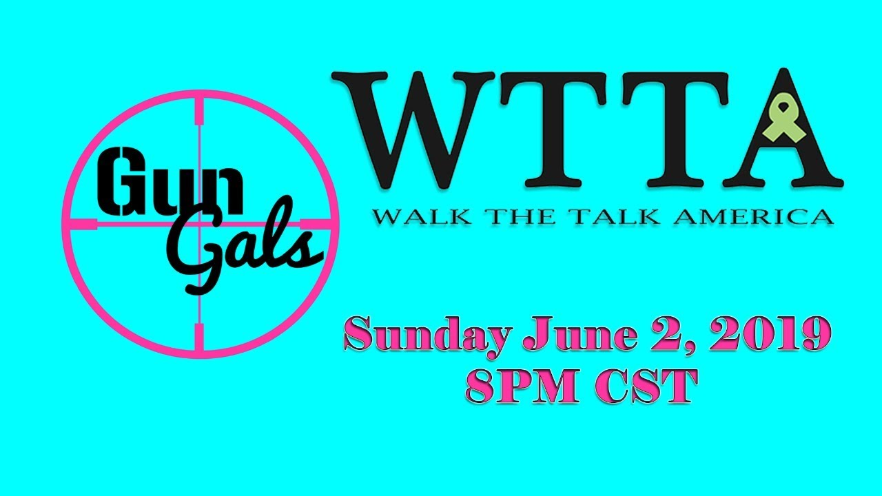 GunGals Live Chat with Michael Sodini with Walk the Talk America