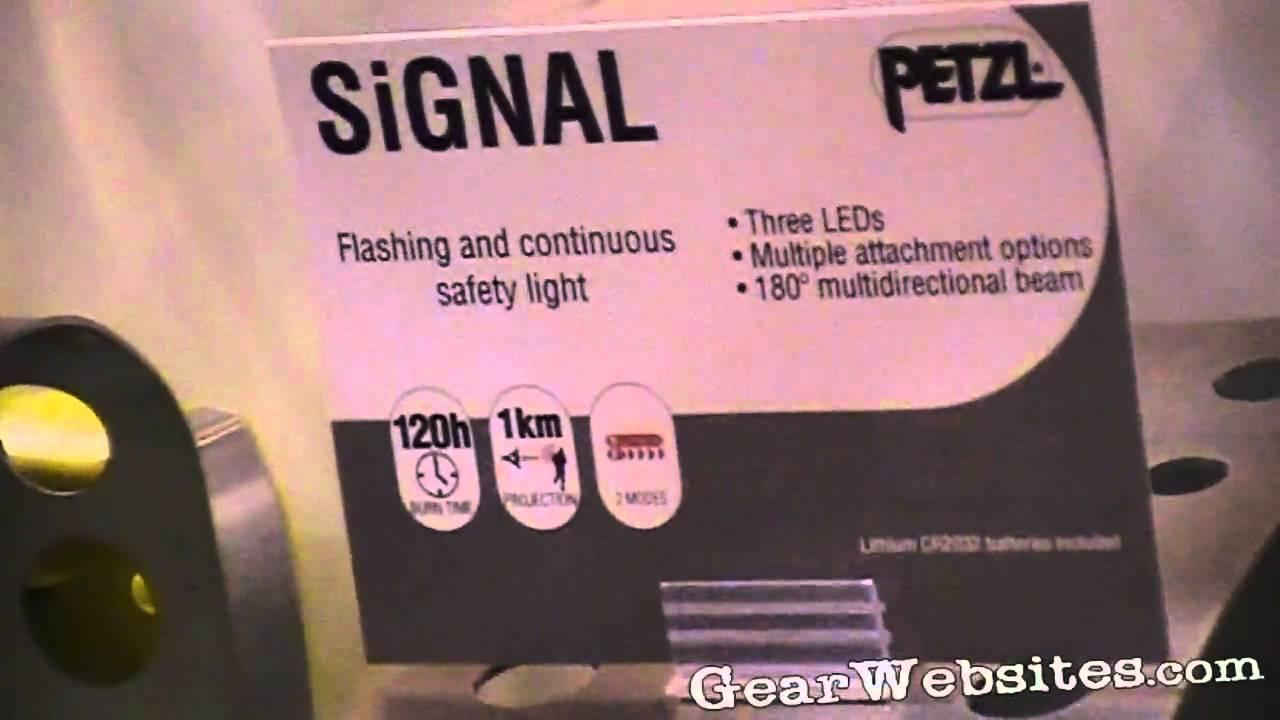 Petzl Signal Headlamp