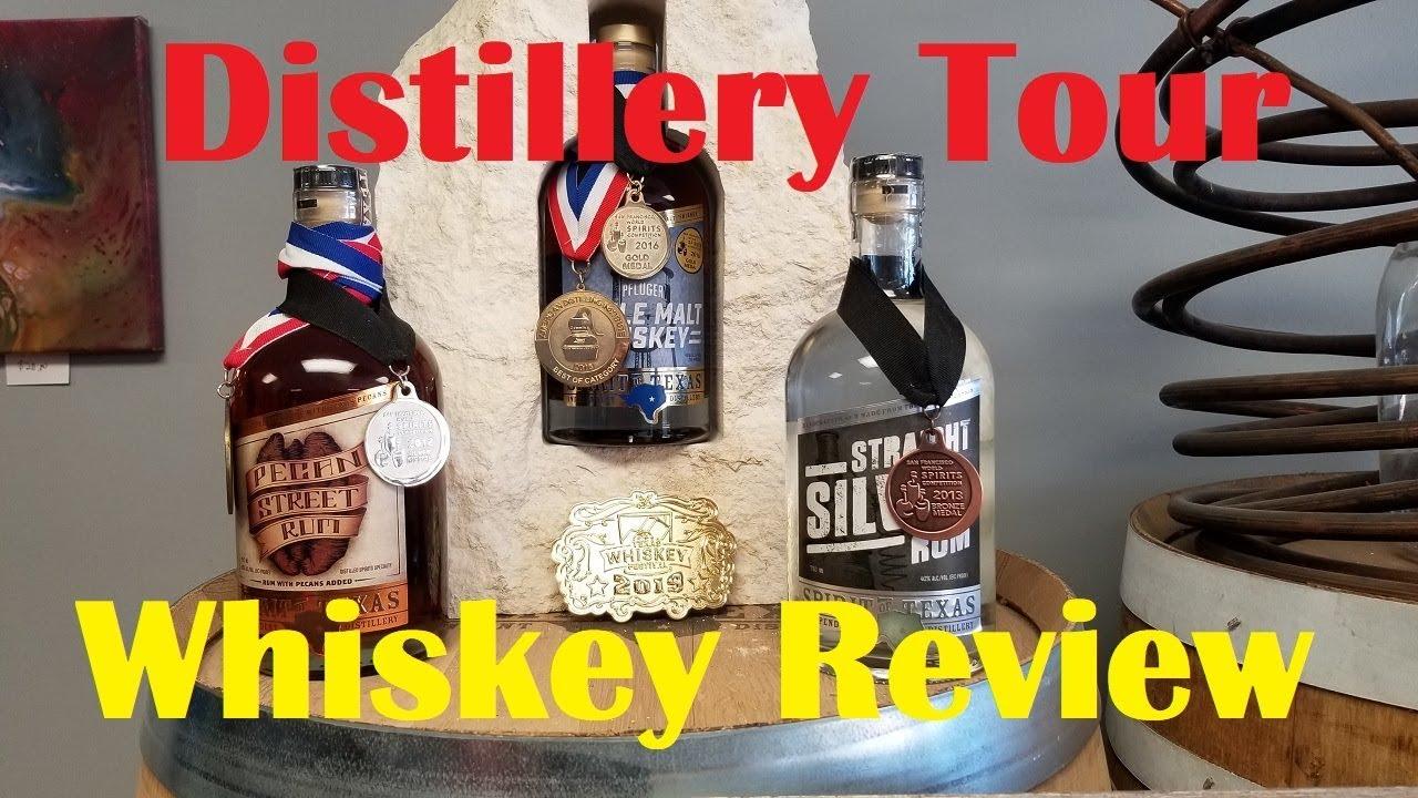 Distillery Tour 008 - Whiskey Review - Spirit of Texas Distillery