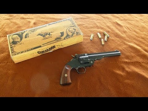 (new) Cimarron Schofield .45 Colt show & shoot