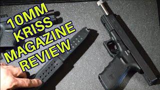 10mm Kriss Glock Magazine Review