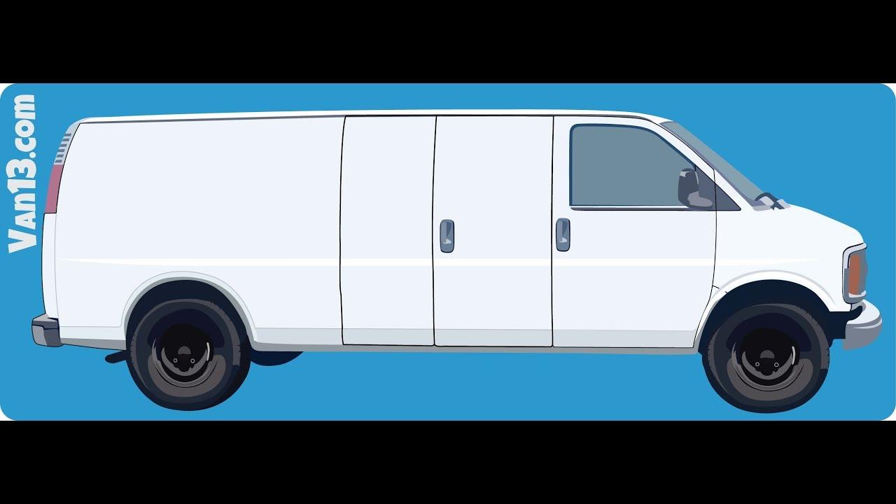 Van Update from the road