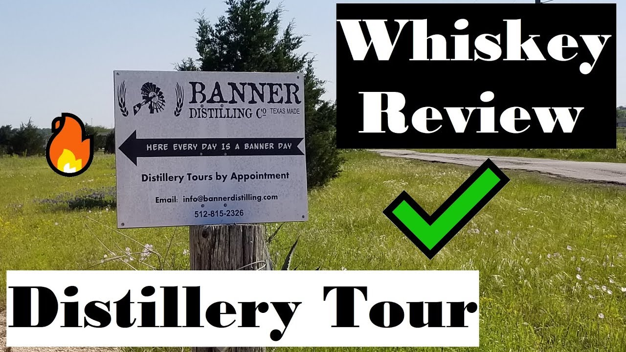 Distillery Tour 007 - Whiskey Review - Banner Distilling Company