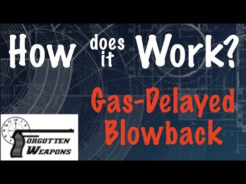 How Does it Work: Gas-Delayed Blowback