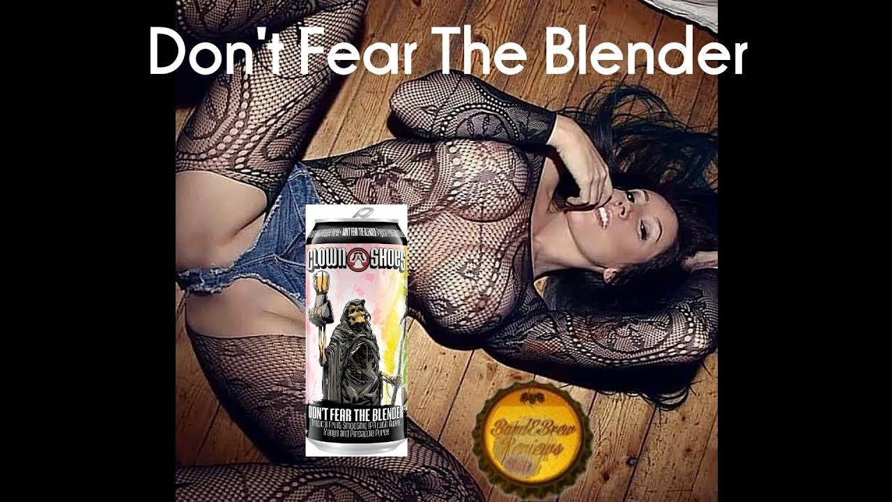 Don't Fear The Blender IPA