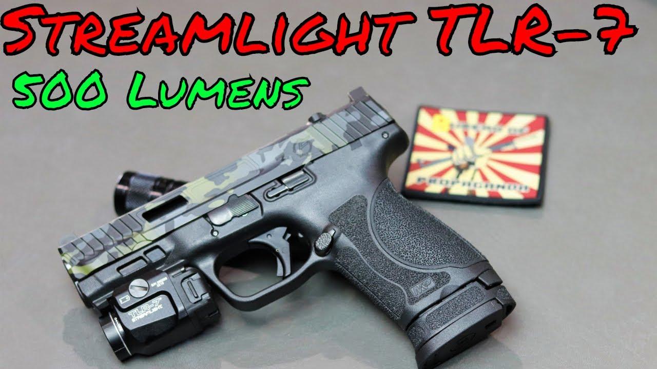 Streamlight Tlr-7 Mini Powerhouse !