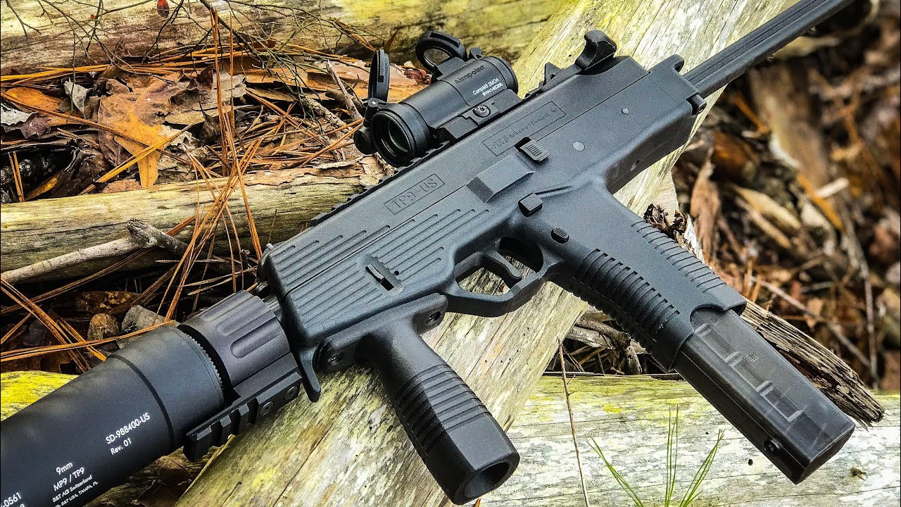 Brugger and Thomet TP9: The Ultimate Truck Gun? 1000+ Round Review