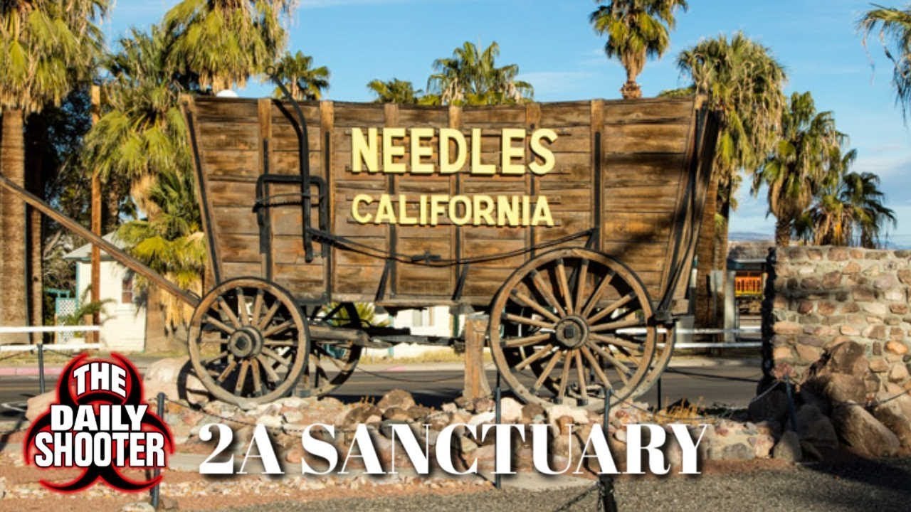 Needle Ca Is Now a 2A Sanctuary City!