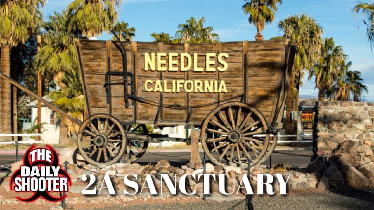 Needle Ca Is Now a 2A Sanctuary City!