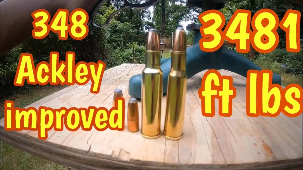 348 ackley improved using the 250 grain Barnes bullet, 71 Winchester