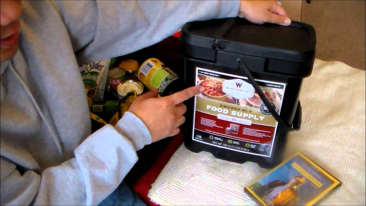 FOOD STORAGE AND PREPPING