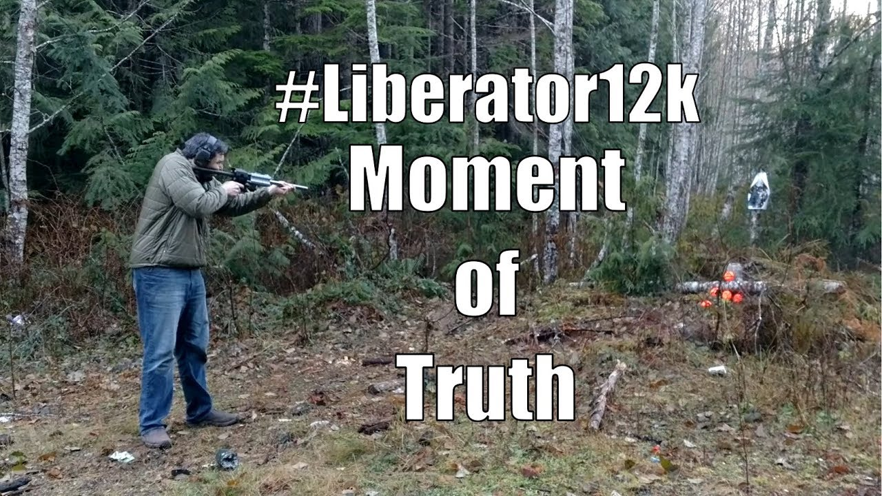 #Liberator12k | 26 - Moment of Truth