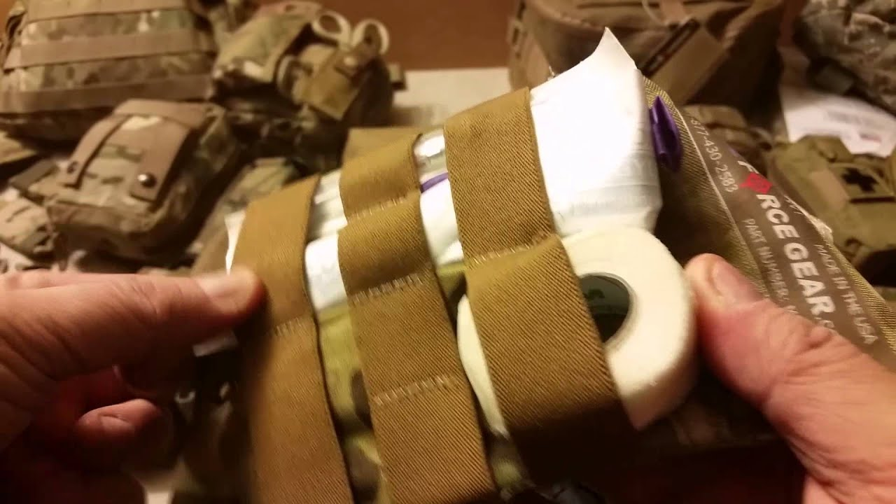 Blue Force Gear Trauma Kit