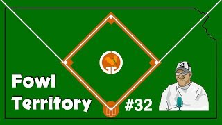 Fowl Territory #32 - Gizzard Gary Live Chat 6/14/2019