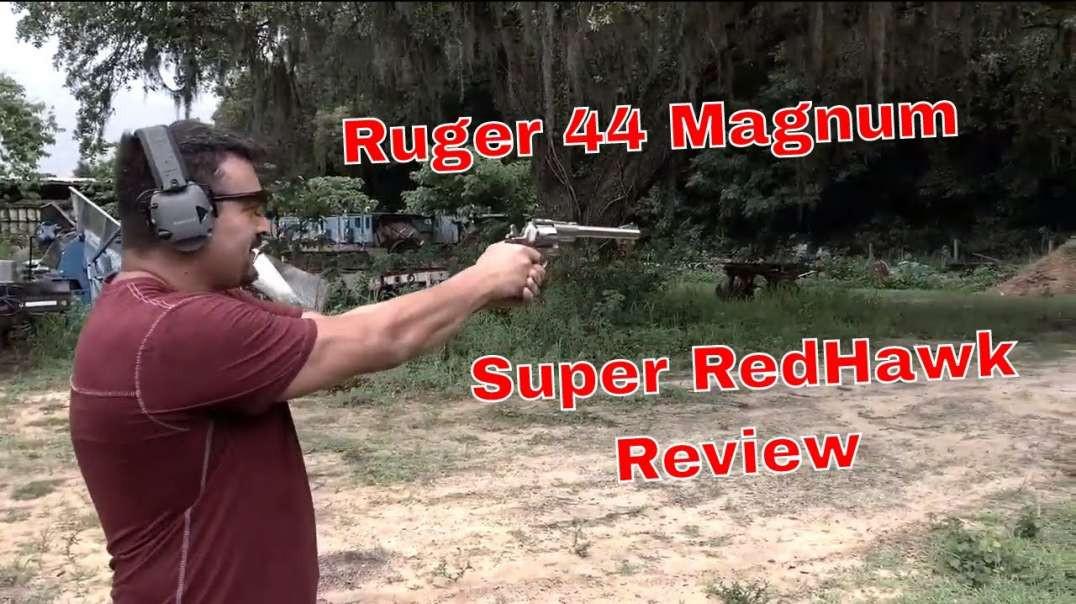Ruger 44 Magnum Super Redhawk