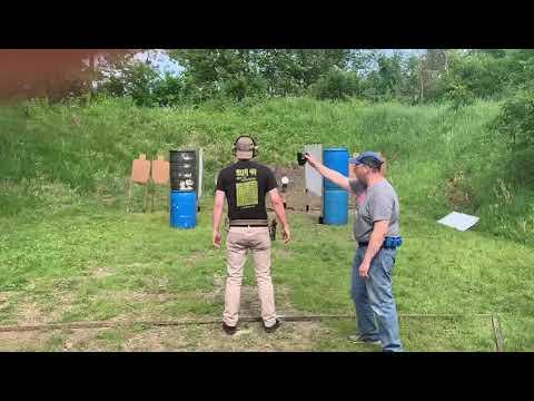 BEN SHOOTS USPSA 06/09/19 STAGES 1-4