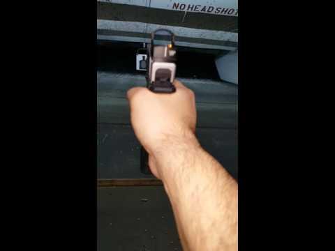 Polymer80 Spectre Pistol Build Range Trip #1
