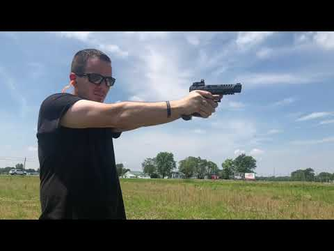 Walther PPQ Q5 Match-Shooting Table/On The Range Rivew